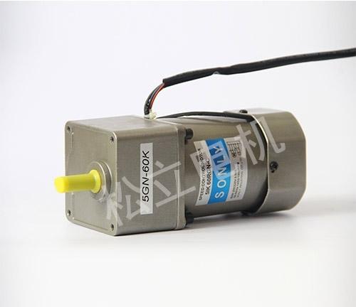 交流减速电机控制