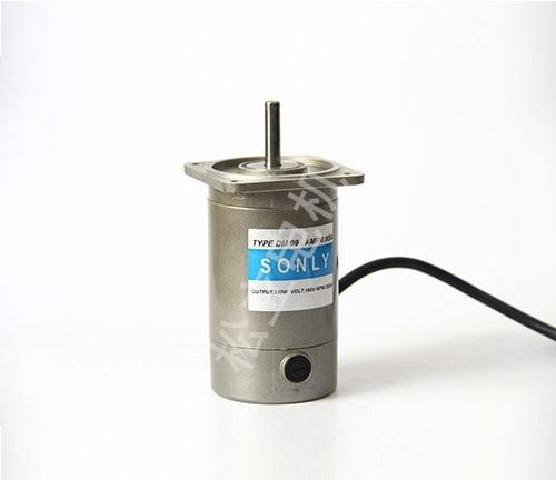 直流减速电机的运用特征